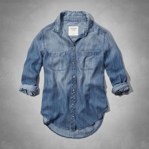 Abercrombie Denim Shirt